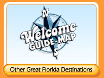 Map Of Kissimmee Florida.Orlando And Kissimmee Florida Welcome Guide Map Orlando And